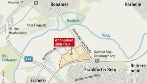 ABG will Frankfurter Hildenfeld bebauen