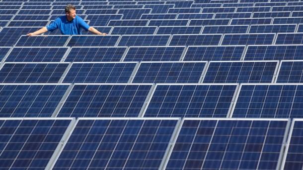 Feldmann sieht neue Möglichkeiten zur Nutzung von Sonnenenergie