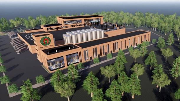 Pfungstadt setzt Verhandlungen mit Brauerei-Investor aus