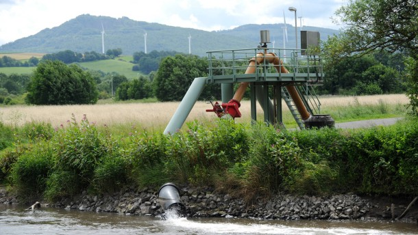 Werra erst 2075 mit Prädikat Süßwasserqualität