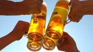 Bier-Paradies Krakau