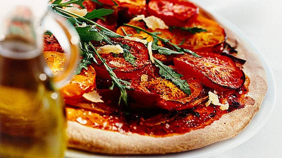 Das Auge isst mit: Die Lesermeinungen lassen nicht aus bezüglich Qualitäten einer guten Pizza.