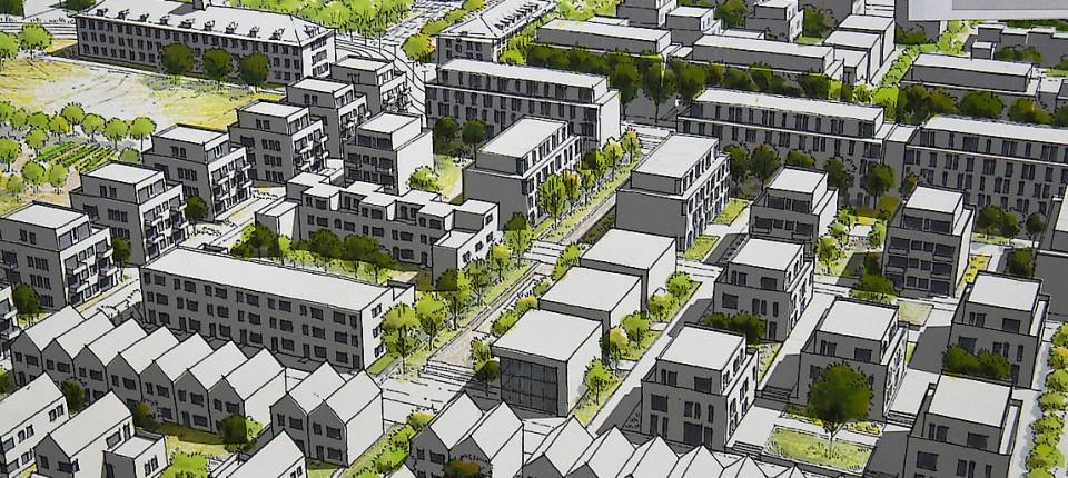 Verlockende Chance Für Stadtentwicklung In Darmstadt