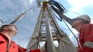 Erdöl in bester Qualität in Hessen gefunden