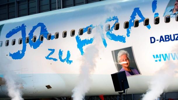 Heiraten auf dem Flughafen Frankfurt
