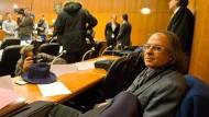 """""""Bitte recht freundlich"""": Der Frankfurter Projektentwickler Ardi Goldman hat bisher vor Gericht entspannt gewirkt. Ob das so bleibt, wer weiß."""