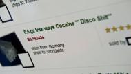 Schlag gegen Drogenhandel im Internet