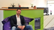 Vollblut-Unternehmer: Paul Martin ist Chef der IT-Firma Vertical.