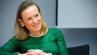 """""""Home-Office, Kinderbetreuungsplätze und flexible Arbeitszeiten zahlen sich aus"""": Belén Garijo, Pharmachefin von Merck in Darmstadt"""