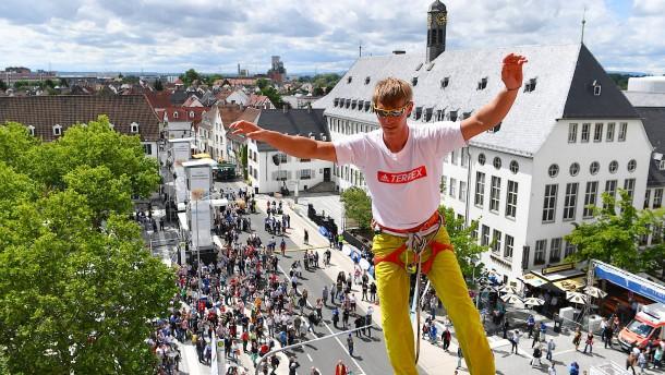 Millionen-Minus beim Hessentag in Rüsselsheim