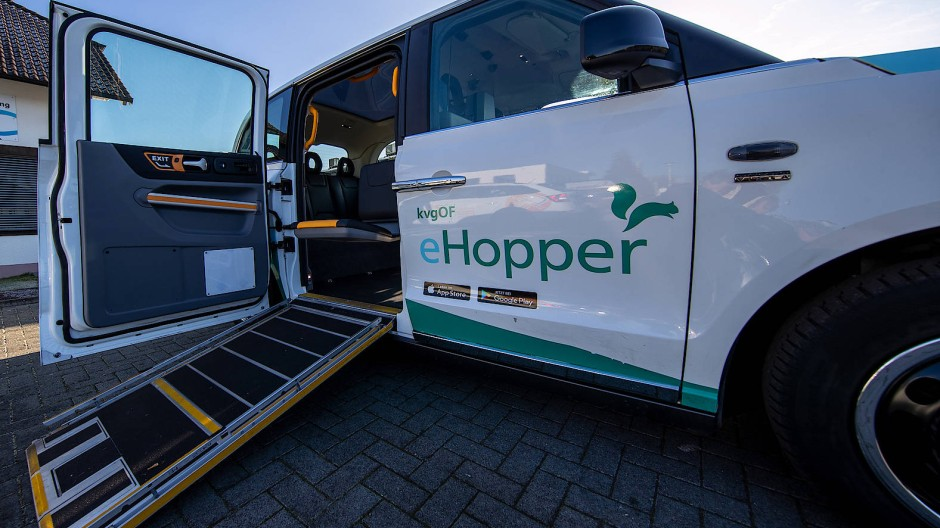 Vorbild: Der RMV lehnt sich an die Hopper im Kreis Offenbach an.