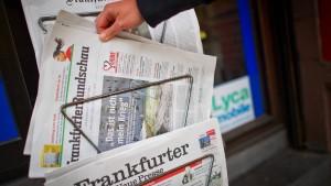 """""""Eine Zeitung, die die Leute wollen"""""""