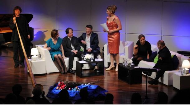 Alte Oper Frankfurt, 13.10.2012: Evgenia Rubinova (Klavier)