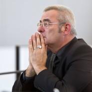 Unter Beschuss: Die Linkspartei um Landtagsvizepräsident Ulrich Wilken soll Linksextremisten aus Berlin ein Büro zur Vorbereitung von Blockupy-Krawallen überlassen haben.
