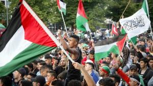 Polizei wehrt sich gegen Antisemitismus-Vorwurf