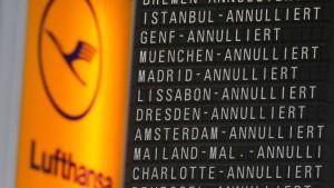 Lufthansa will Pilotenstreik noch abwenden