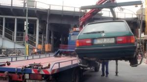 Das große Geld mit falsch geparkten Autos