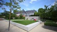 Tebartz-van Elsts Privatgarten ist öffentlich zugänglich