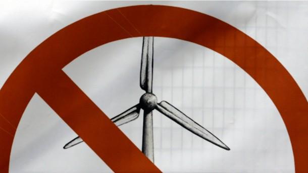 Windräder zu recht nicht genehmigt