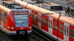 Weiter fast jede zehnte S-Bahn in Rhein-Main verspätet