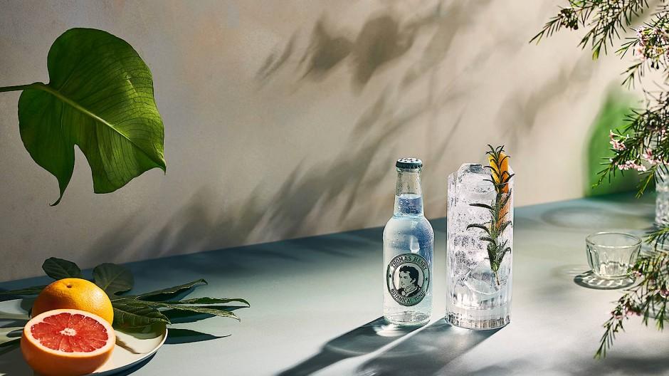 Das Botanical Tonic ist ein guter Begleiter für Gins mit mediterranen Aromen.