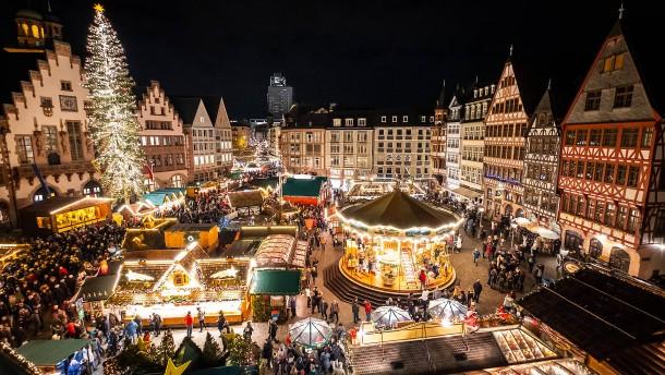 """Noch Hoffnung auf """"Weihnachtsmarktähnliches"""""""
