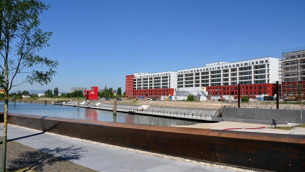 Wohnungen und gewerbefl chen wo offenbach ein anderes for Depot offenbach