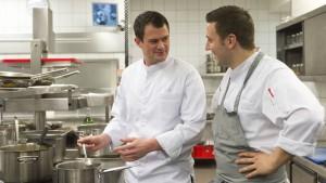 Küche, Köche und Termine