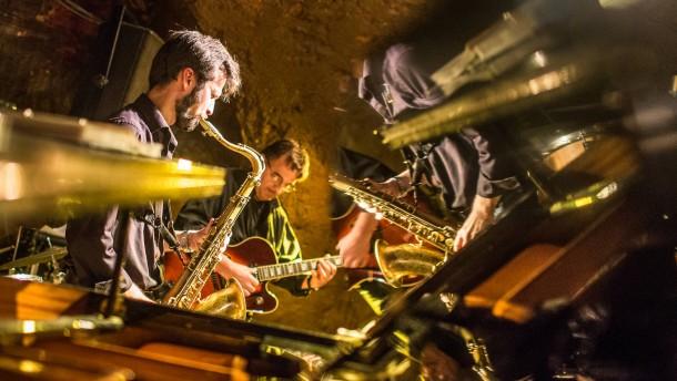 Jazz in Frankfurt - Wie erleben Musiker die Szene in Frankfurt heute?