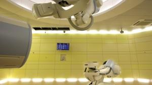 Partikeltherapie vor Realisierung