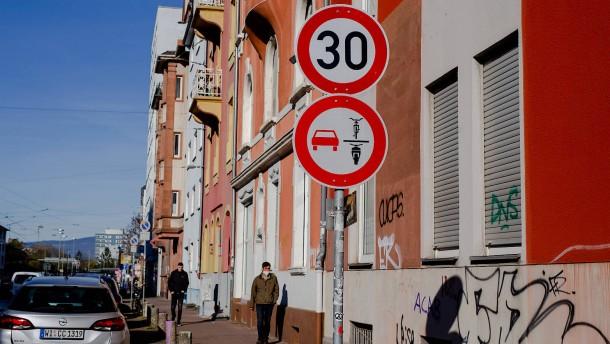 Zeichen 277.1 schützt Radfahrer