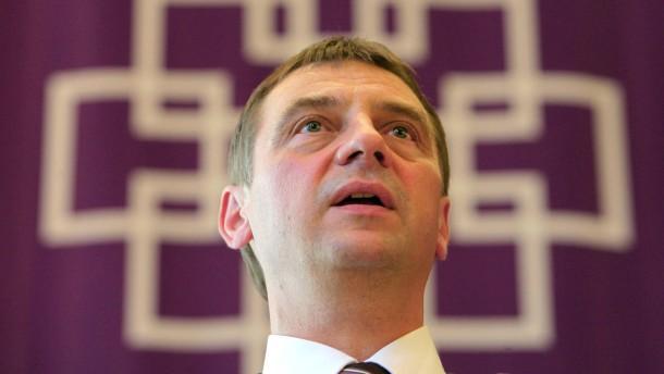 Kirche klagt gegen Land Hessen