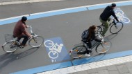 Vorbild: Radschnellweg in Göttingen