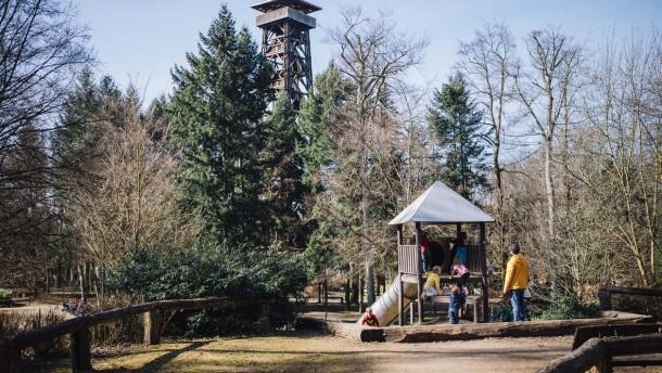 Goetheturm wird nach vier Jahren wieder eröffnet