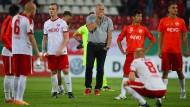 Offenbacher Kickers glauben an ihre Rettung