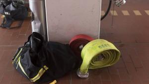 Eine Tote nach Brand in Pflegeheim