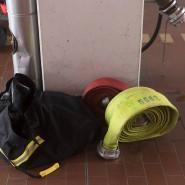 Einsatz beendet: Feuerwehrleute mussten in der Nacht zum Mittwoch zu einer Frankfurter Pflegeeinrichtung ausrücken (Symbolbild)