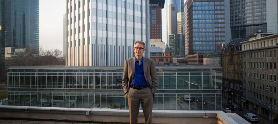 """Im Gespräch: Frankfurter Intendant Oliver Reese: """"Für ein Talent ..."""