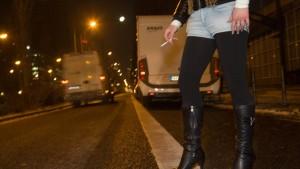Sozialkontrolle für den Straßenstrich