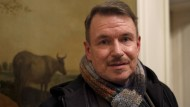 """Der Autor: Dieter David Seuthe ist Psychologe, """"Frankfurt verboten"""" sein erster Roman."""