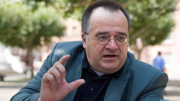 Matthias Zimmer - Der Frankfurter CDU-Bundestagsabgeordnete spricht mit Tobias Rösmann über eine neue Arbeitsgruppe in der Partei zur Lage der CDU in den Großstädten