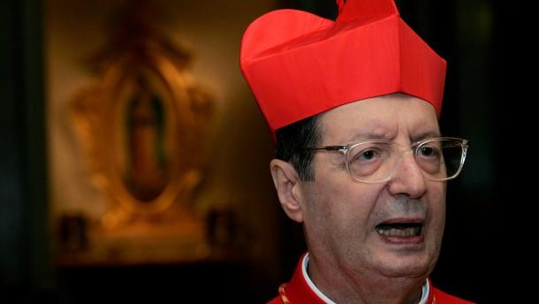 Bischof wirbt um Vertrauen vor Besuch aus Rom