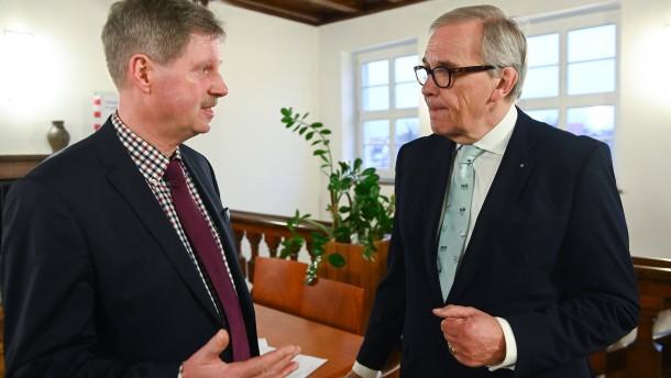 Bürgermeister ficht Dorfteich-Urteil an