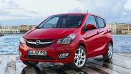 Kleiner Karl ganz groß: Das neue Einstiegsmodell Karl gehört zu den Autos, die Opel in die Gewinnzone ziehen sollen.
