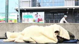 Frankfurt stellt Quarantäneplätze für Flüchtlinge und Obdachlose bereit