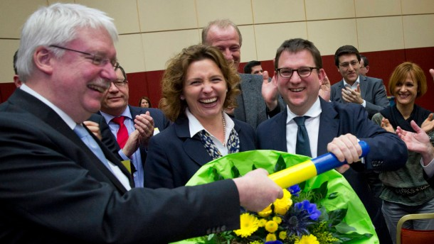 Ruppert löst Hahn als FDP-Chef in Hessen ab