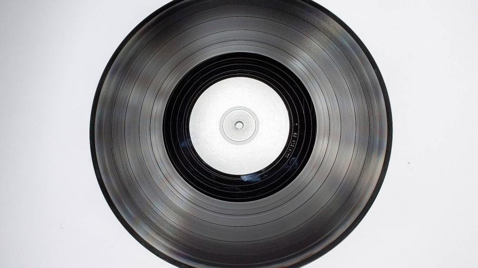 Platz für Lieblingslieder: Schallplatten lassen sich individuell pressen.