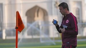 Alles passt in Abu Dhabi – nur Kovacs Grippe nicht