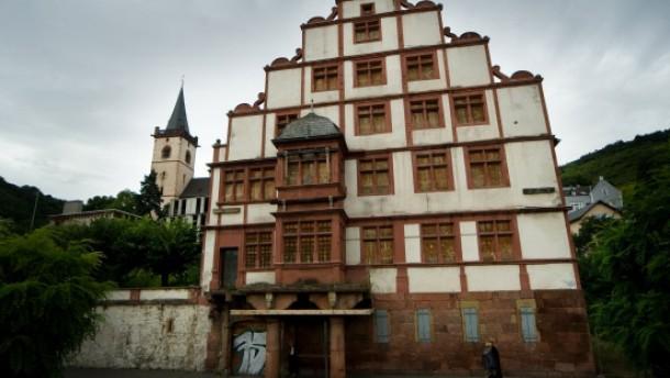 Hilchenhaus als Standesamt für das Mittelrheintal