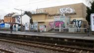 Frankfurt erneuert Griesheimer Bahnhof